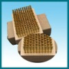 Copper Wire brush for cleaning anilox roll