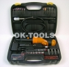 Cordless Screwdriver And Rotary Tool Set