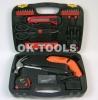 Cordless Screwdriver Tool Set
