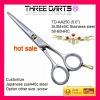 "Crane Style handle hairdressing scissors 5.0"""