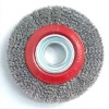 Crimped Wire Circular Brush