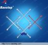 Cross Rim Wrench, 4 way wheel spanner, nut wrench,x cross wrench