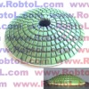 Curve Flexible diamond Polishing Pad--STCD