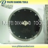 Cutting Blade with Diamond Knockout Centre