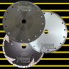 Cutting saw blade:230mm Sintered turbo saw blade