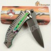 DDR Cheetah Folding Knife Hunting Knife Outdoor Knife DZ-927