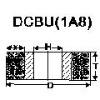 Diamond Abrasive Wheel for Metal with Standard Shape--DCBU