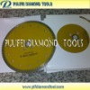 Diamond Dry Saw Disc for Granite with Flange Holes
