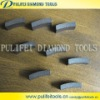 Diamond Segment for construction use - drilling tools