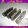 Diamond Segment for sandstone slab cutting
