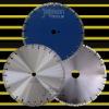Diamond saw: 400mm Laser turbo saw blade
