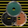 Diamond saw blade:115mmSintered continuous saw blade