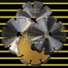 Diamond saw blade:125mm Tuck point blade