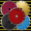 Diamond saw blade:180mmSintered segment saw blade