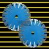 Diamond saw blade:230mm sintered T shape segmented saw blade
