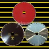 Diamond saw blade: 400mm laser saw blade for marble