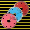 Diamond tool:105mm Sintered turbo saw blade