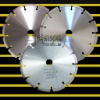 Diamond tool: 200mm laser saw blade for concrete