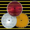 Diamond tool:300mm Sintered turbo saw blade