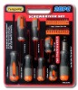 Double blister Screwdriver Set