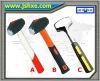 Double-color handle Claw hammer