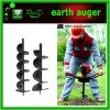 Double handle 49cc earth drill
