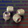 (ELBC)dia11mm Electroplated Diamond Wire Saw Beads for Marble