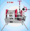 Electrical pipe theading machine