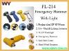 Emergency Hammer with Light FL-214