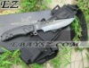 FOX Knives FOX-Predator-1 Hunting Knife, Camping Knife, Survival Knife, Military Knife DZ-330
