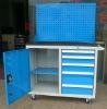 Factory Metal Workbench L1000*W500*H900+630MM