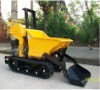 Factory outlet Mini Dumper (6.5hp, 500kg capacity) with bucket