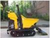 Factory outlet Mini Dumper (6.5hp, 500kg capacity) with shovel