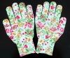 Fashion working gloves
