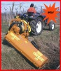 Flail mower -side back mower