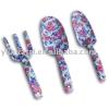 Floral Garden Tool Set