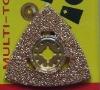 Flush Cut Carbide Rasp, Triangular
