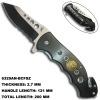 Functional Rescue Knife 6329AN-BCFSZ