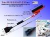 G851 Multifunctional vehicle-mounted telescopic ice shoveling snow brush