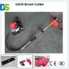GX-35 4 Stroke Flexible Shaft Brush Cutter