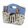 Garden Tool Bag, Made of 600D Polyester, with Garden Tool Sets