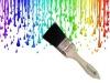 Germanic style pure bristle paint brushes HJFPB20210