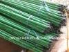 Green PVC Coated Broom Handle