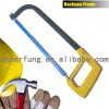 HACK SAW FRAME WITH YELLOW ALUMINIUM HANDLE