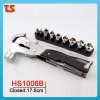 HS1006B Hand tool and hardware multi tool promotion tool multi hammer