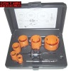 HSS Bi-Metal Hole Saws Set