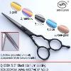Hair cutting scissors Q-55BK