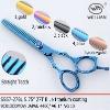 Hair dressing scissors SS57-27BL