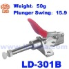 Hand Tool Pull Push Toggle Clamp