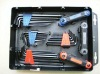 Heavy duty super long Torx Hexagon Key Wrench set